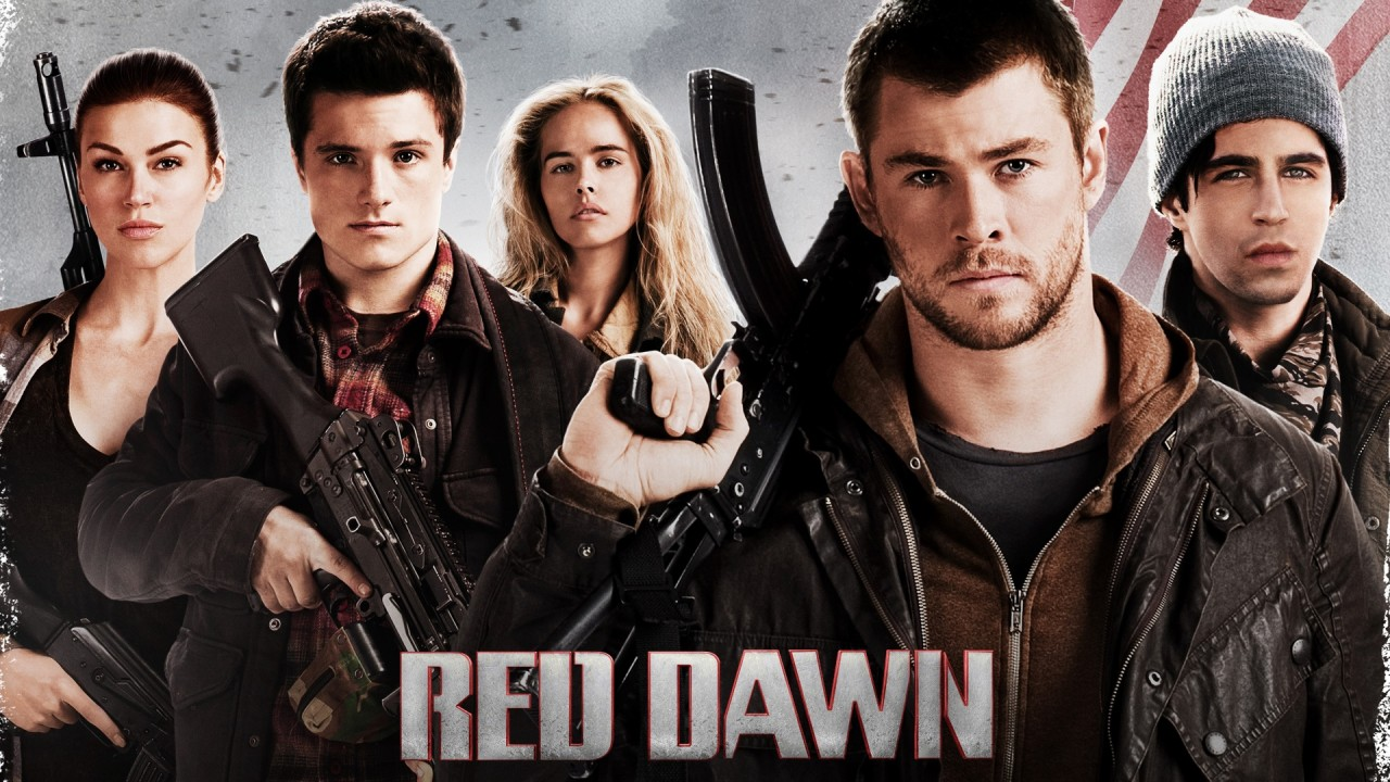 hd wallpaper red dawn