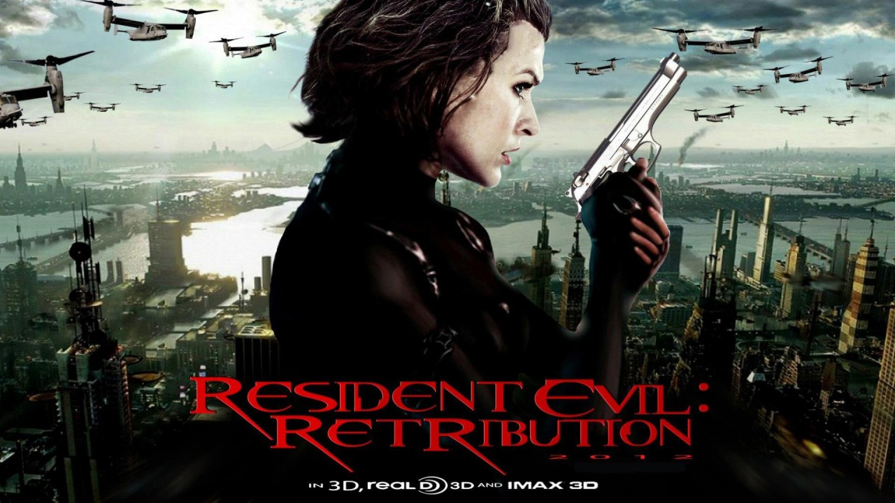 hd wallpaper resident evil 5