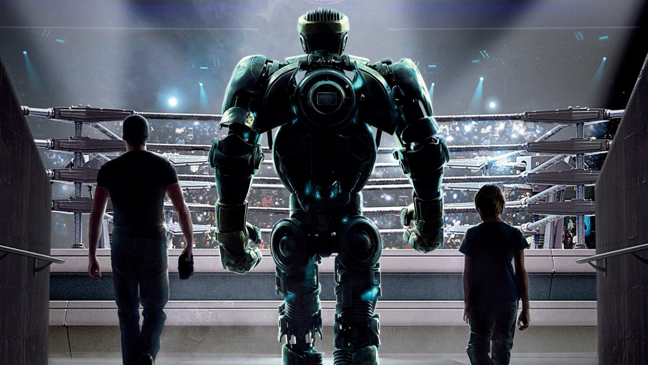 real steel movie hd wallpaper