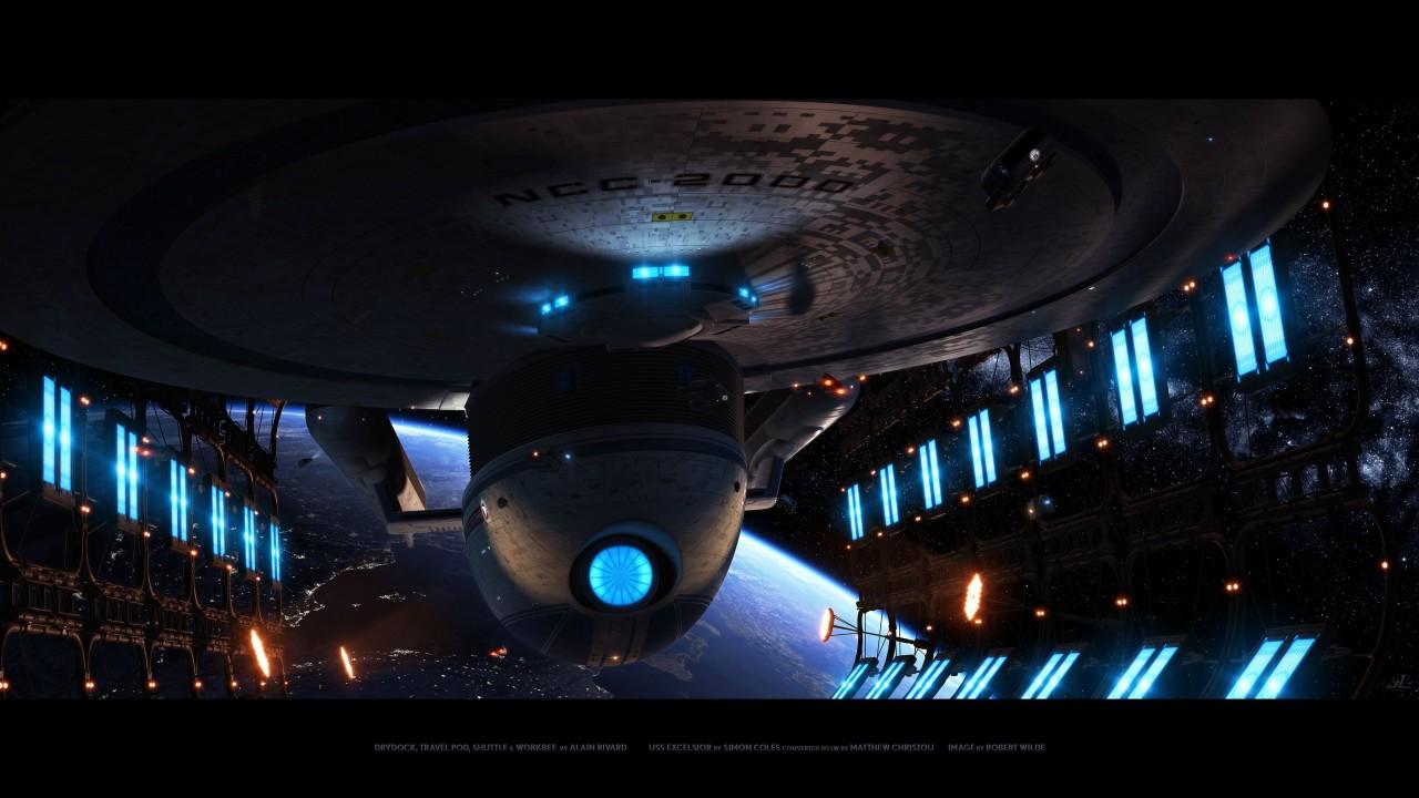 Enterprise NCC 2000