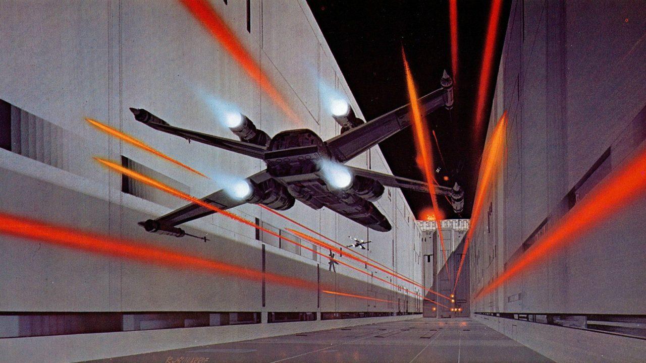 Star Wars shuttle