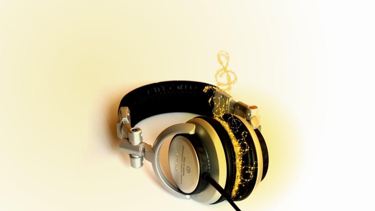sony headphones hd wallpaper