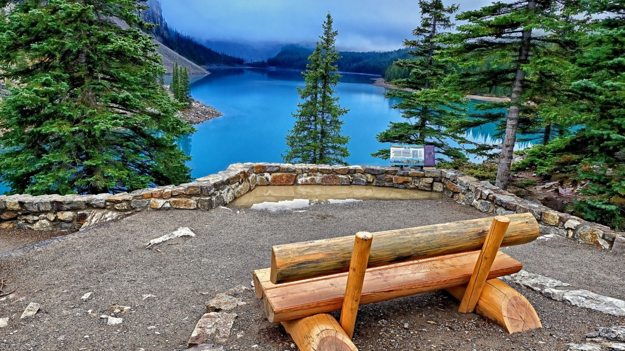 beautiful view point of nature hd wallpaper