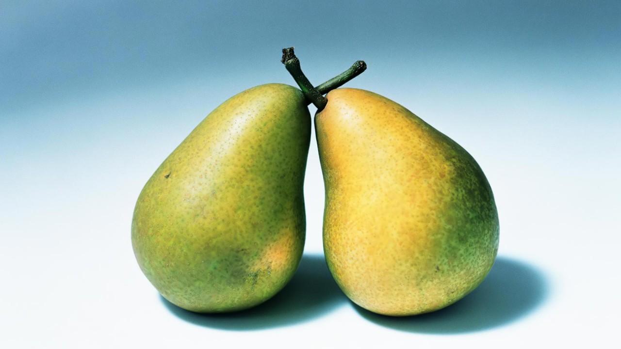 Pears fruit widescreen hd wallpaper