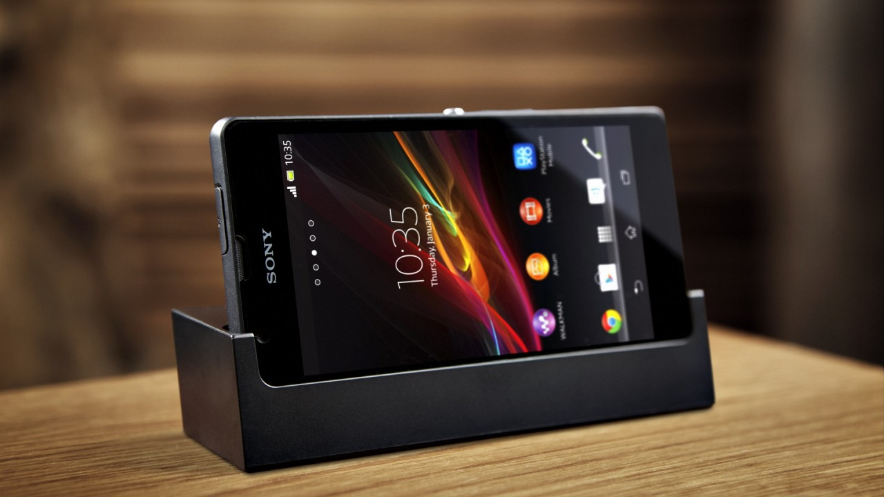 sony smartphone charger