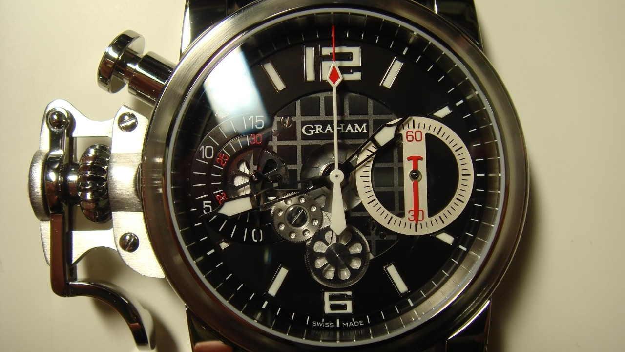 Graham clock