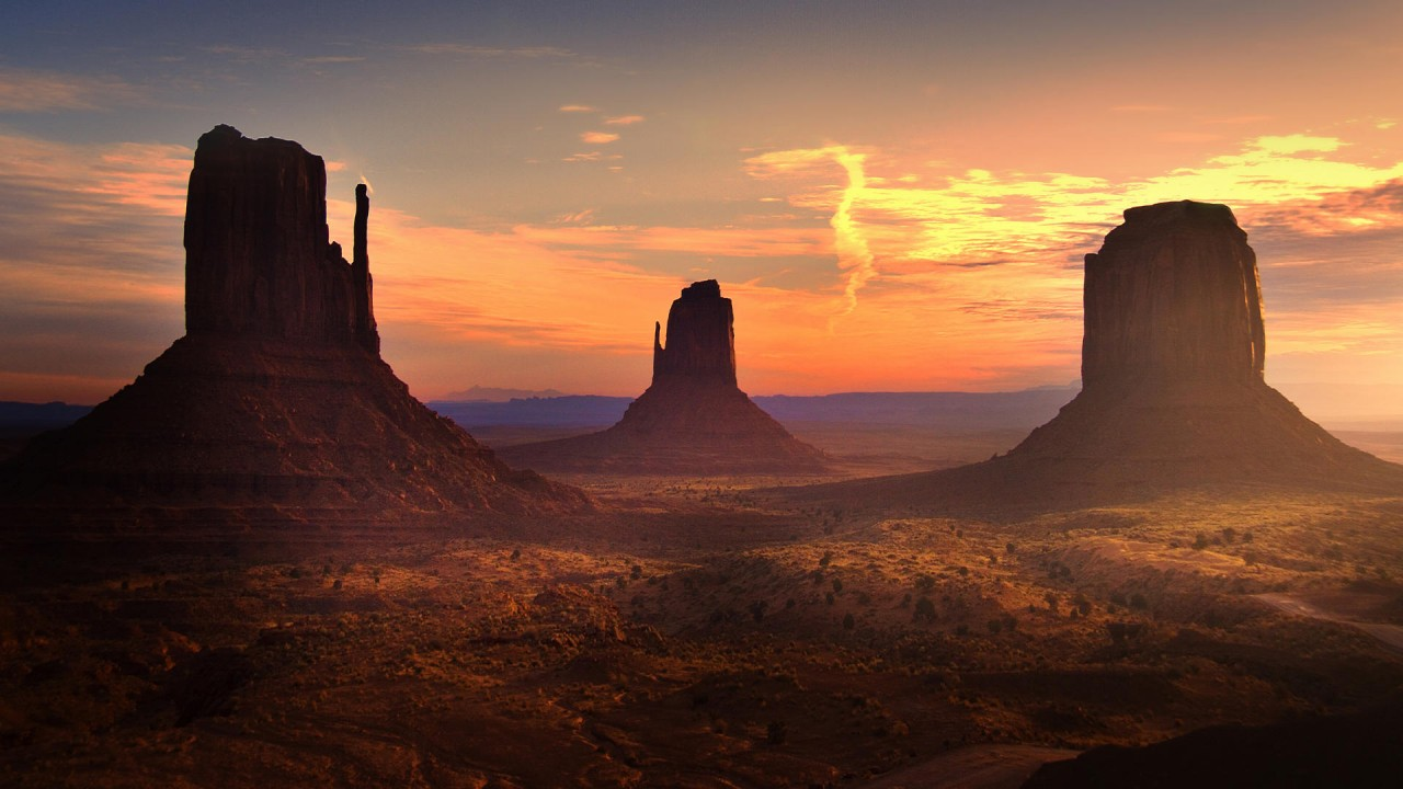 monument valley mittens hd wallpaper