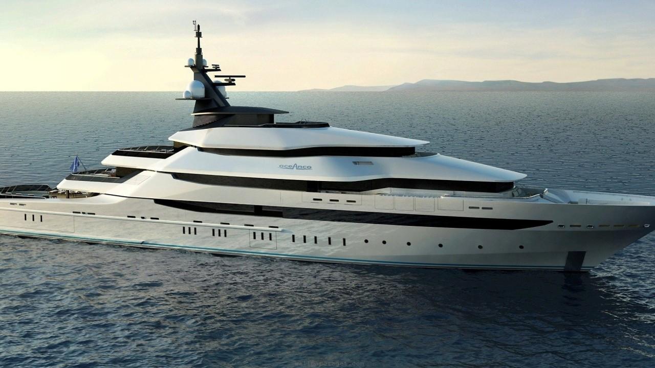 hd wallpaper Oceano yacht