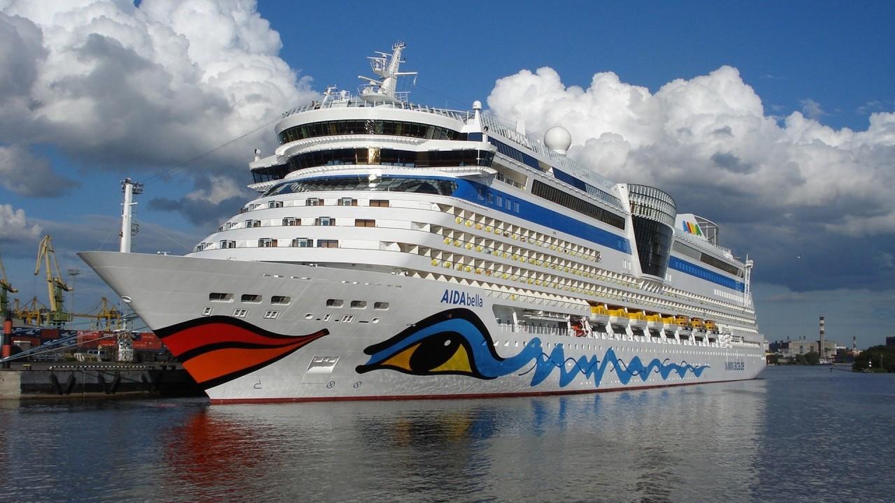 hd wallpaper aida bella ship