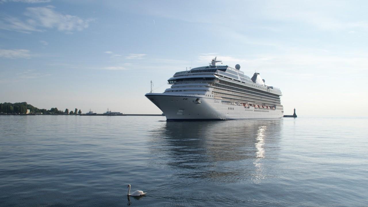 hd wallpaper big cruise ship
