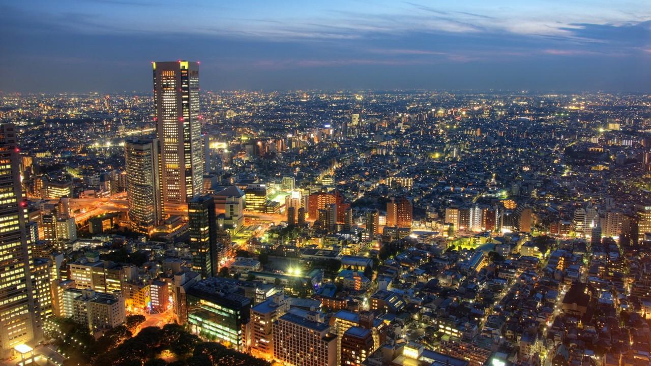 hd wallpaper tokyo japan cityscapes skyline