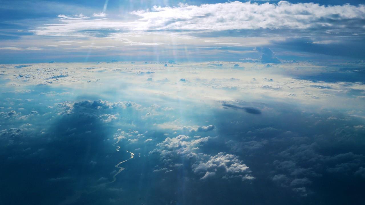 Divine light illuminates our path