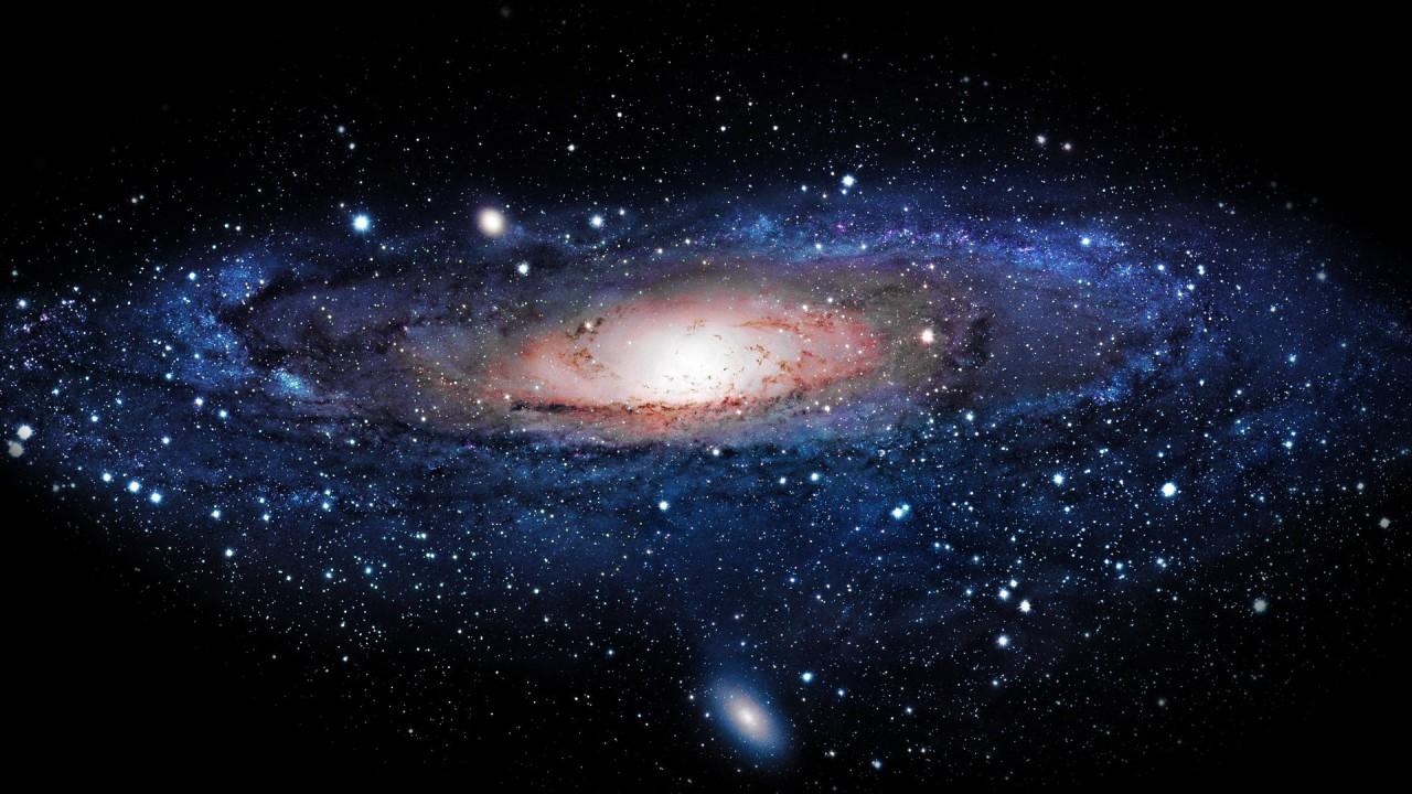 hd wallpaper space stars galaxy