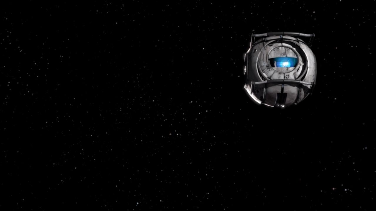 Escape capsule into space