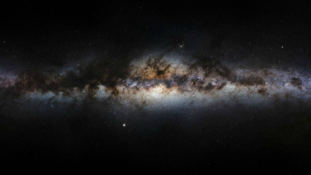 Our large universe
