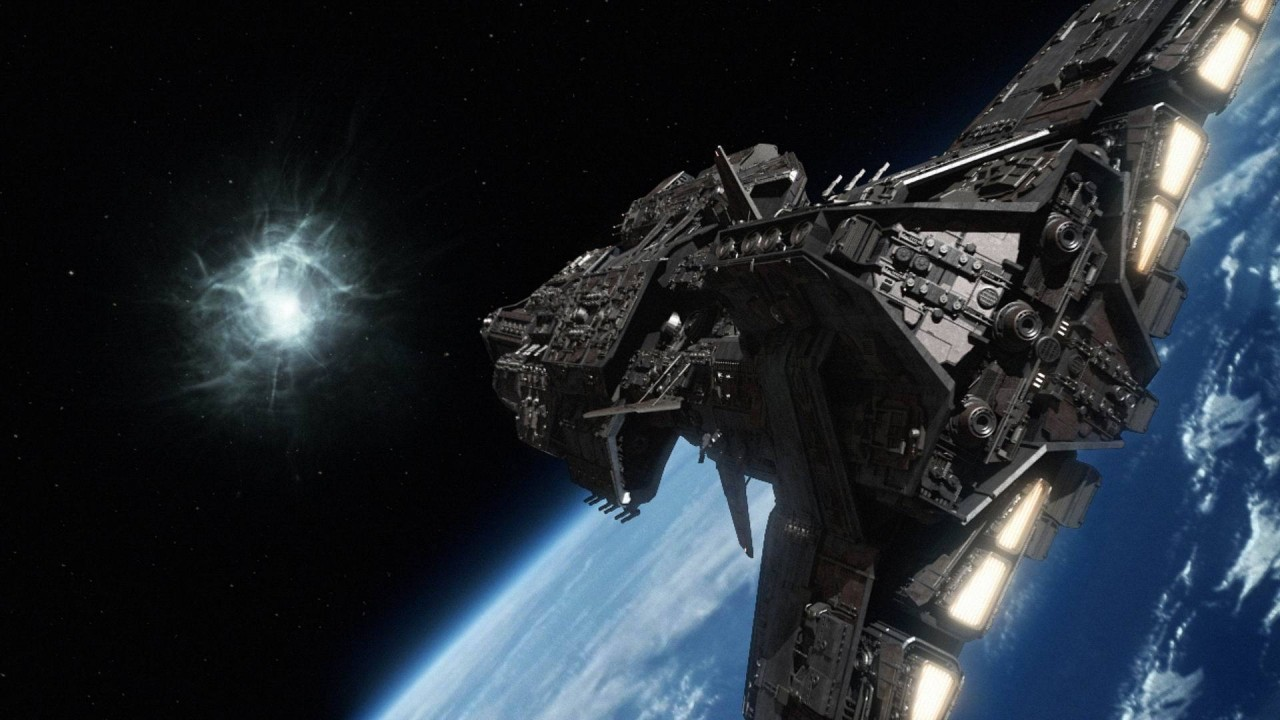 picture space ships hd wallpaper
