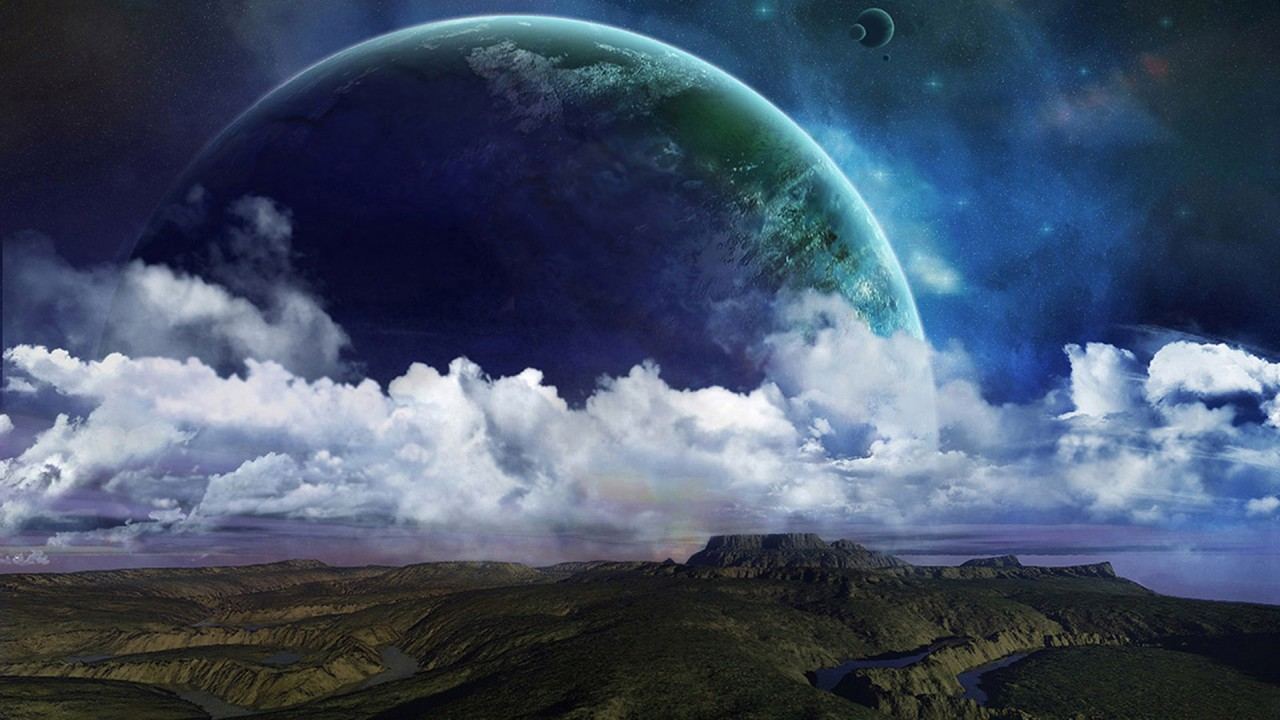 spaceship fantasy space hd wallpaper