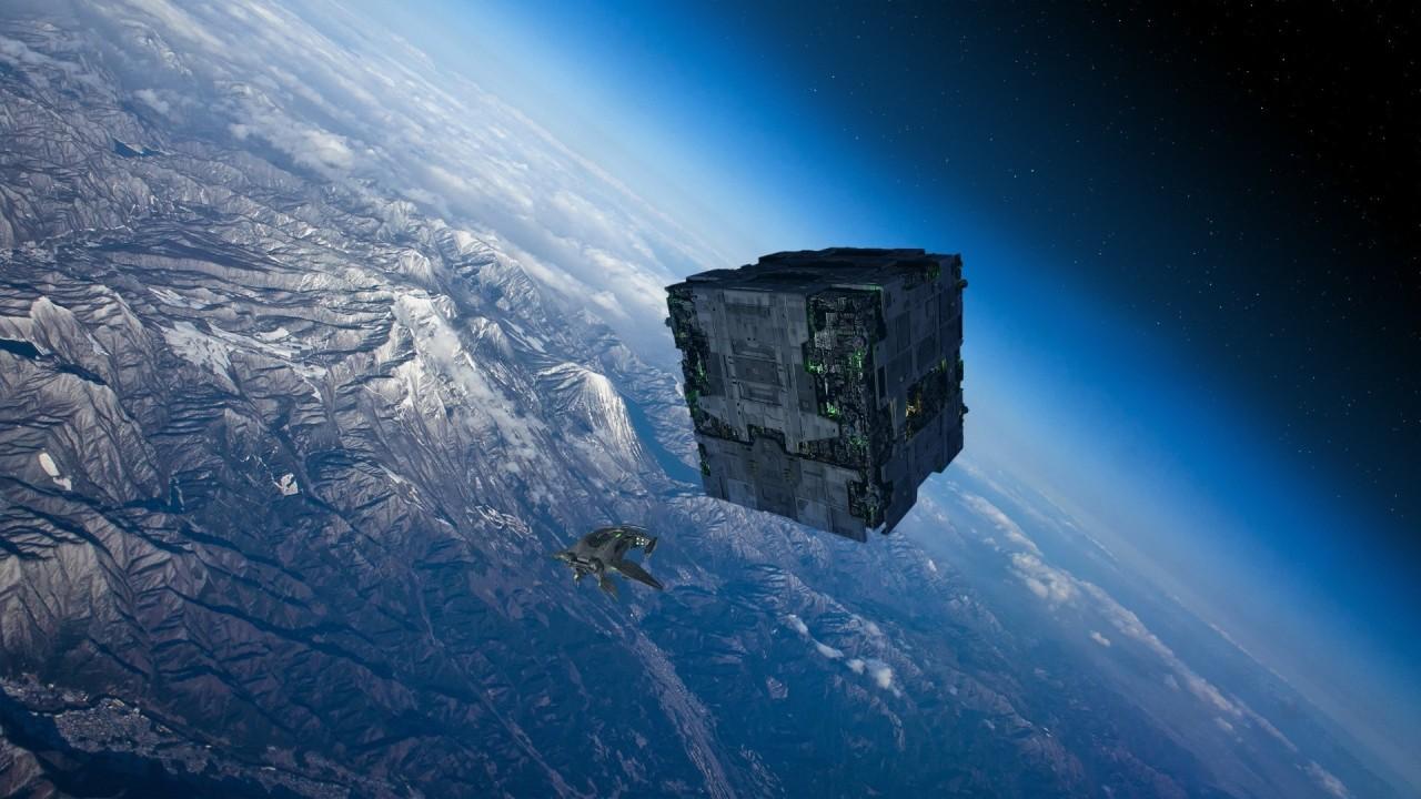 strar trek spaceships hd wallpaper