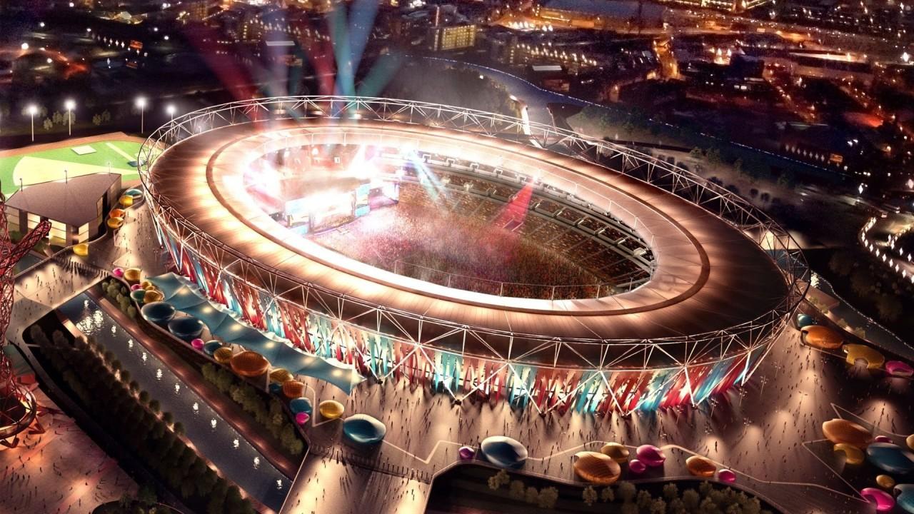 hd wallpaper london olympic stadium