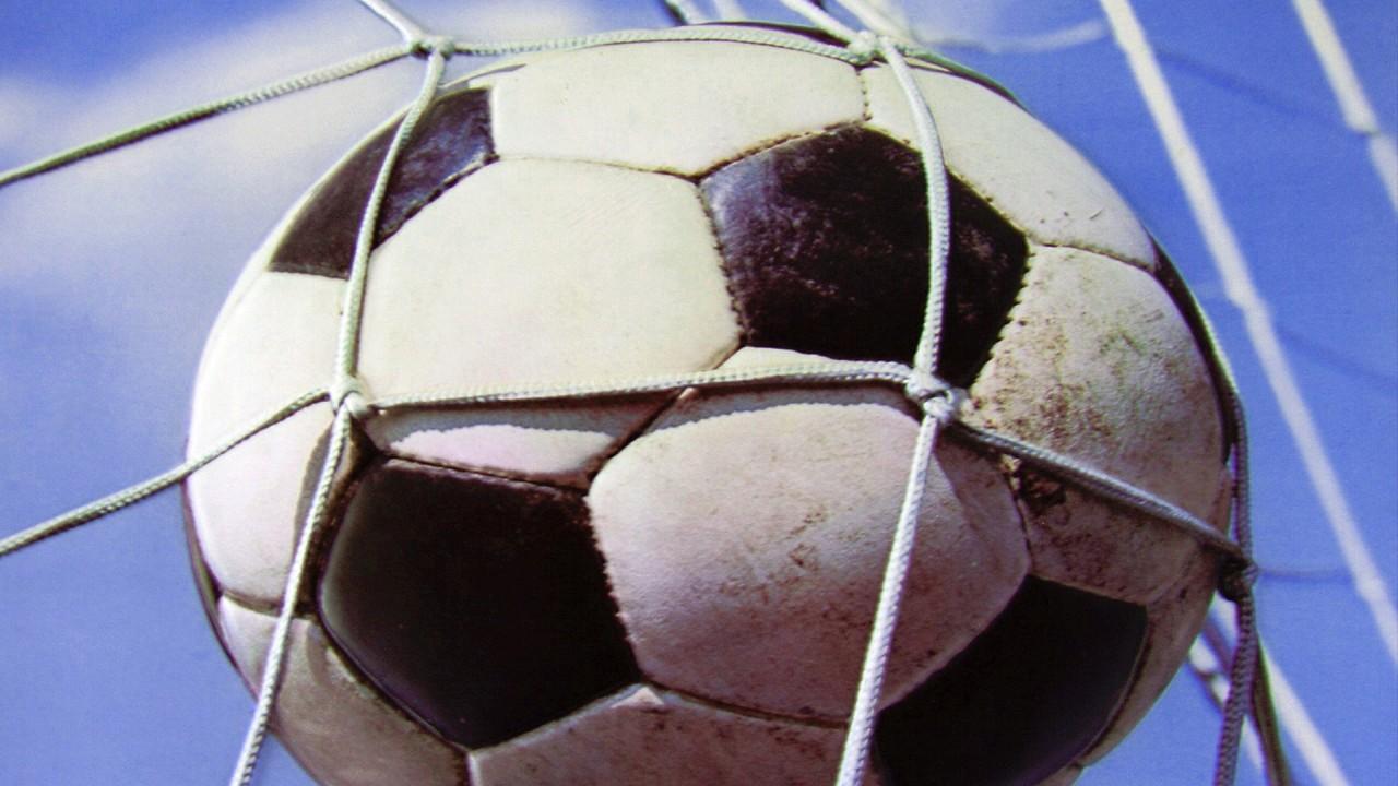 hd wallpaper old football ball