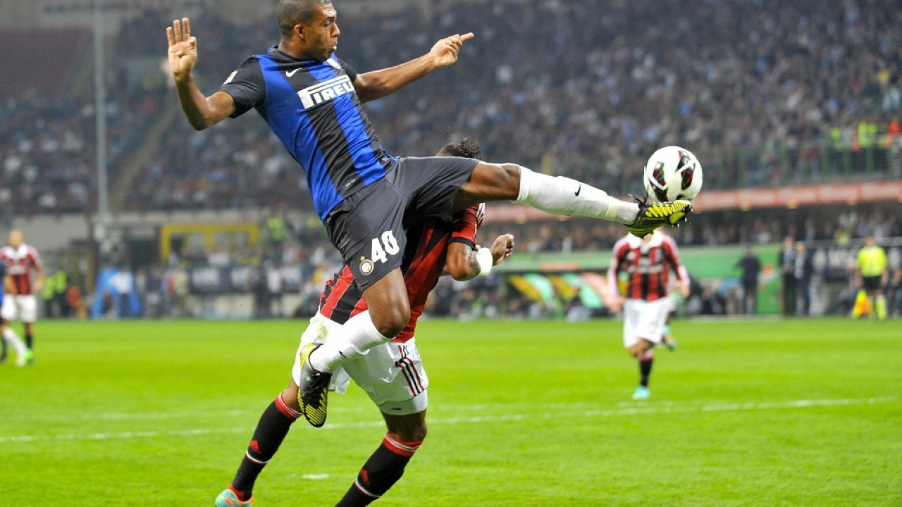 juan jesus football hd wallpaper