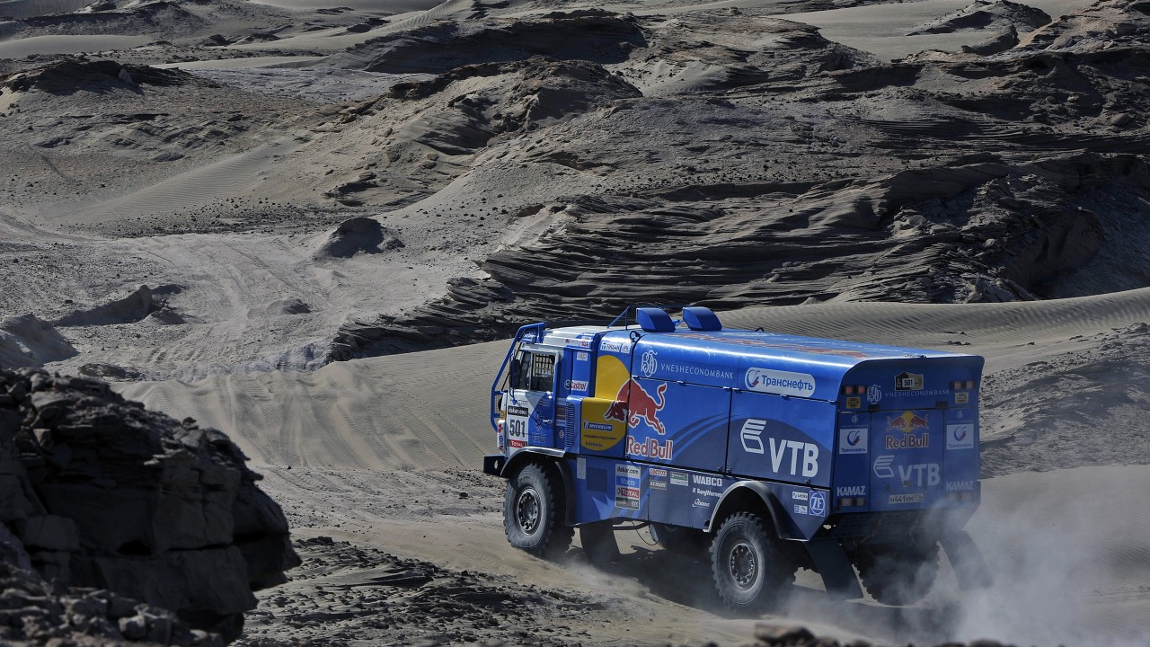 Paris Dakar trucks e1430808059796