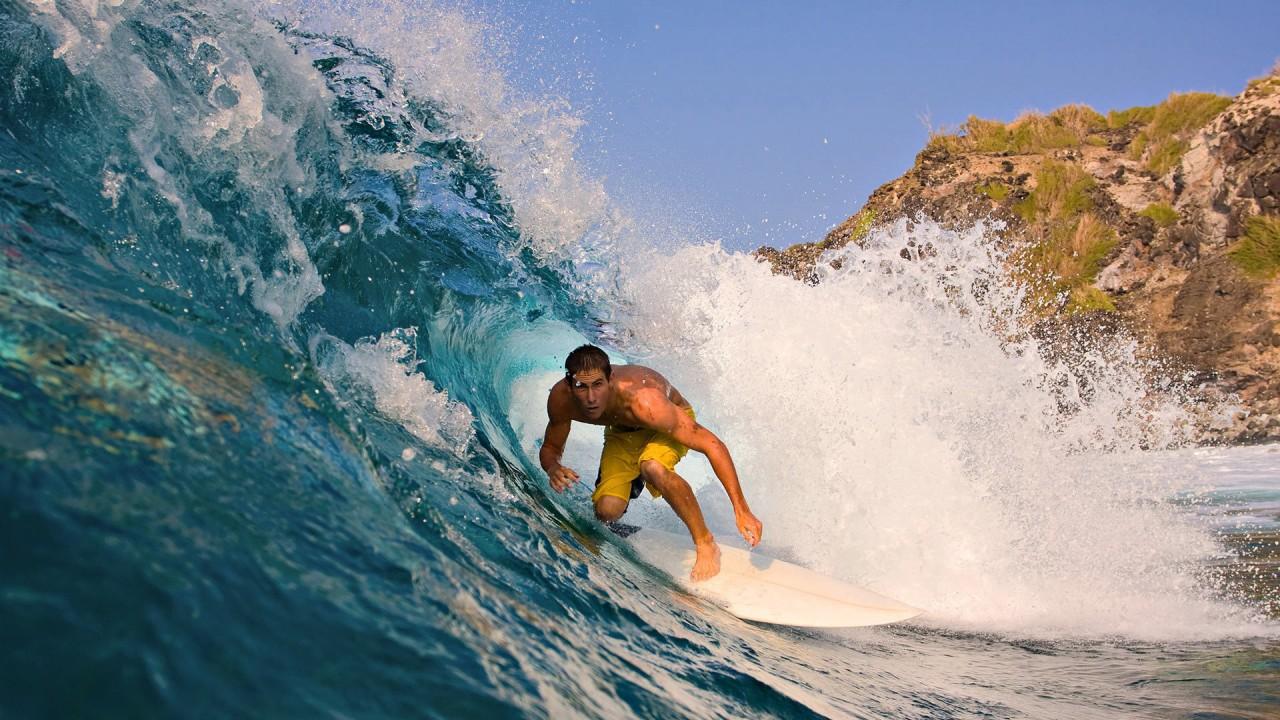 hd wallpaper water sports surfing