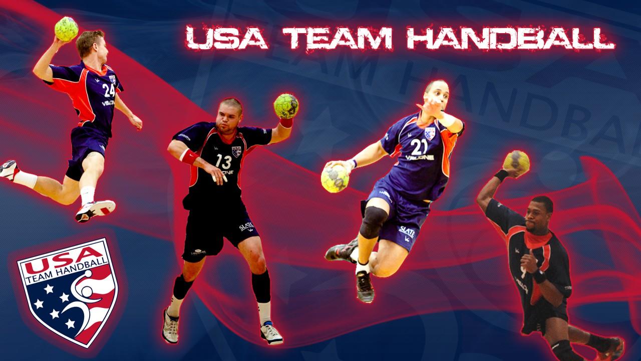 usa team sports handball hd wallpaper