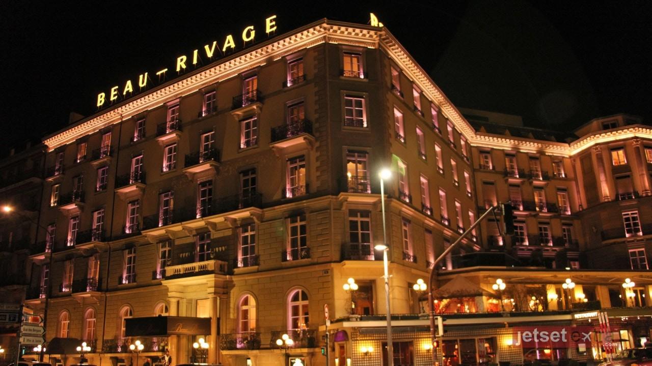 beau rivage hotels switzerland