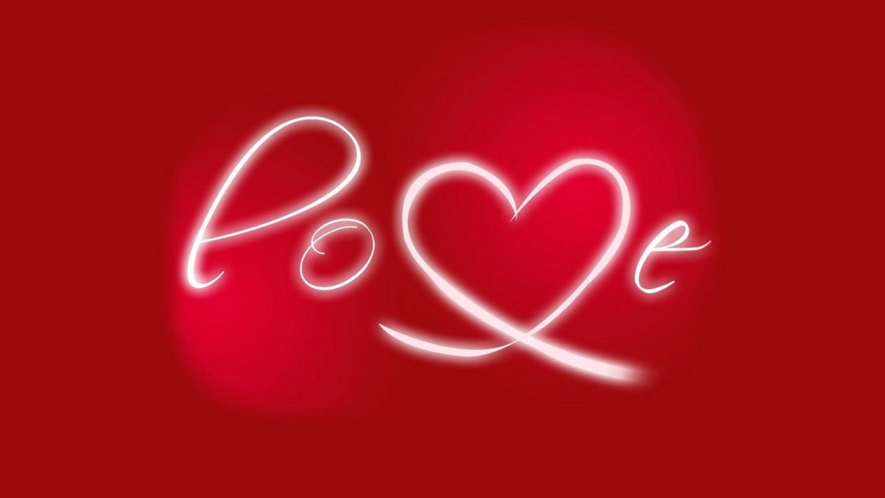 hd wallpaper Valentine Day Love Red