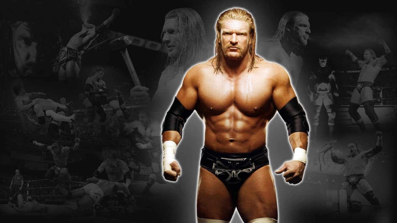 hd wallpaper triple h