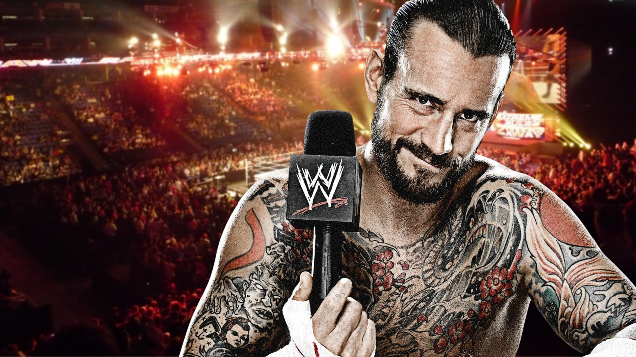 wwe superstars punk hd wallpaper